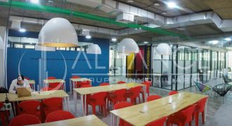 OFICINAS COWORKING GREEN GOLD