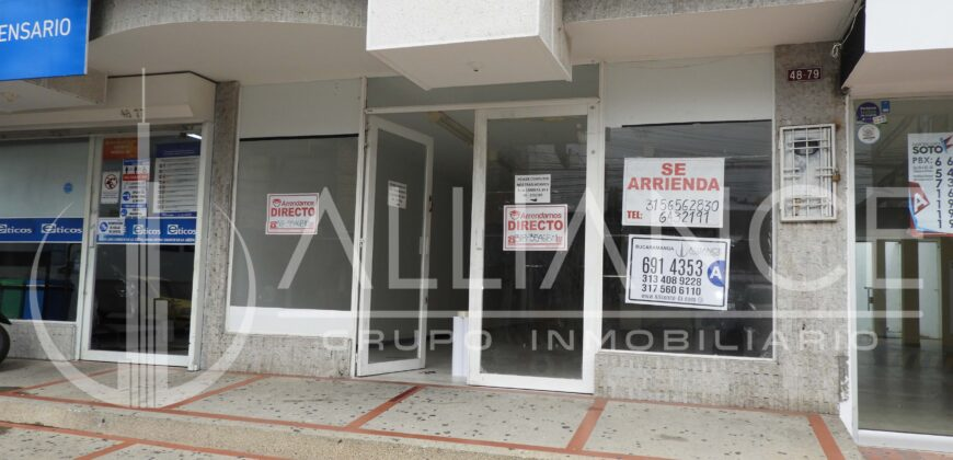 LOCAL COMERCIAL 2 PISOS – CABECERA